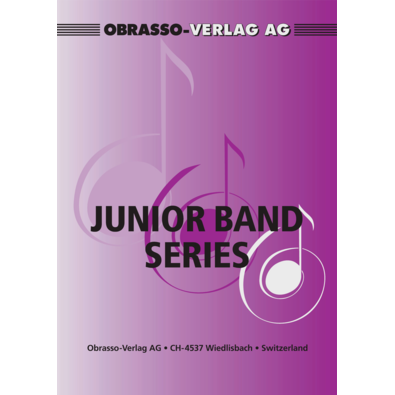 First Sounds For Junior Band, Volume 1